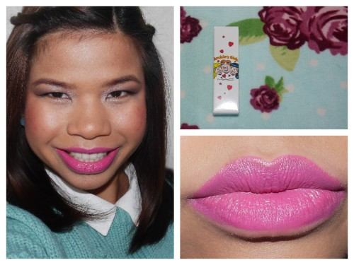 Mac daddy lil girl lipstick review