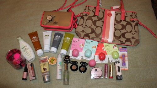beauty haul 5-july totally-love-it